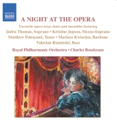 Album artwork for NIGHT AT THE OPERA, A