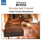 Album artwork for TOCCATAS AND CORRENTI