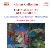 Album artwork for Guitar Collection - Latin American Guitar Music