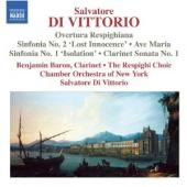 Album artwork for Di Vittorio: Orchestral Works