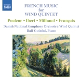 Album artwork for FRENCH MUSIC FOR WIND QUINTET