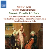 Album artwork for MUSIC FOR OBOE AND STRINGS