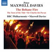 Album artwork for Peter Maxwell Davies: Beltane Fire & Choral Works