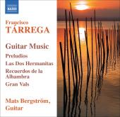 Album artwork for Tarrega: Guitar Music