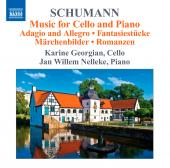 Album artwork for Schumann: Music for Cello and Piano