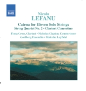 Album artwork for CATENA FOR ELEVEN SOLO STRINGS