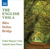 Album artwork for The English Viola