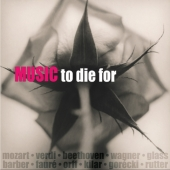 Album artwork for MUSIC TO DIE FOR