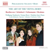 Album artwork for ART OF THE VIENNA HORN