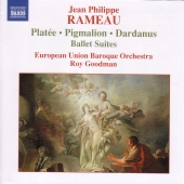 Album artwork for RAMEAU : BALLET SUITES