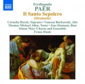 Album artwork for Paer: Il Santo Sepolcro