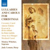 Album artwork for Lullabies & Carols for Christmas / Whicher