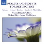 Album artwork for Psalms and Motets for Reflection