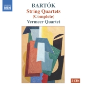 Album artwork for BARTOK - STRING QUARTETS