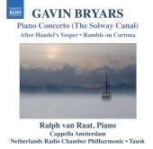 Album artwork for Gavin Bryars: Piano Concerto (The Solway Canal)