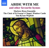 Album artwork for ABIDE WITH ME AND OTHER FAVOURITE HYMNS