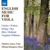Album artwork for English Music for Viola