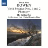 Album artwork for Bowen-Viola Sonatas Nos. 1 and 2, Phantasy