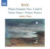 Album artwork for PIANO SONATAS NOS. 3 & 4