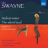 Album artwork for Swayne: Stabat Mater / The silent land