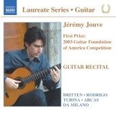 Album artwork for GUITAR RECITAL