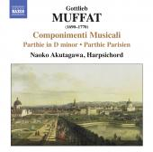 Album artwork for Muffat: Componimenti Musicali