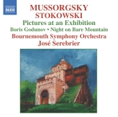Album artwork for MUSSORGSKY: PICTURES AT AN EXHIBITION (ARR. STOKOW