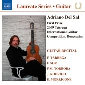 Album artwork for Adriano Del Sal: Guitar Recital