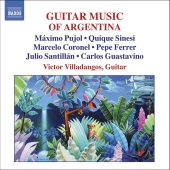 Album artwork for GUITAR MUSIC OF ARGENTINA - 2