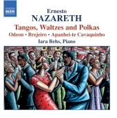 Album artwork for TANGOS, WALTZES AND POLKAS