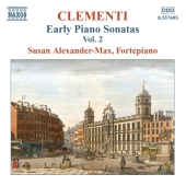Album artwork for CLEMENTI: EARLY PIANO SONATAS VOL.2