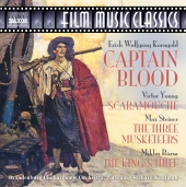 Album artwork for CAPTAIN BLOOD AND OTHER SWASHBUCKLERS