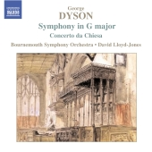 Album artwork for DYSON: SYMPHONY  IN G