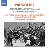 Album artwork for ALEXANDER NEVSKY, OP. 78 / LIEUTENANT KIJ+ SUITE,