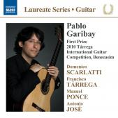 Album artwork for Pablo Garibay: Guitar Recital