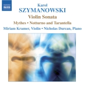 Album artwork for MUSIC FOR VIOLIN AND PIANO