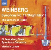 Album artwork for Weinberg: Symphony no. 19