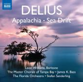 Album artwork for Delius: Appalachia, Sea Drift