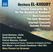 Album artwork for El-Khoury: Violin Concerto No.1
