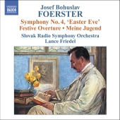 Album artwork for FOERSTER: SYMPHONY NO. 4, 'EASTER EVE' / FESTIVE