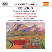 Album artwork for RODRIGO: COMPLETE ORCHESTRA WORKS - 8