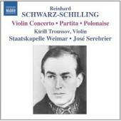 Album artwork for Reinhard Schwarz-Schilling: Violin Concerto / Part