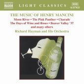 Album artwork for MUSIC OF HENRY MANCINI
