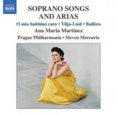 Album artwork for SOPRANO SONGS AND ARIAS