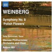 Album artwork for Weinberg: Symphony No. 8 / Wit
