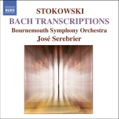 Album artwork for Stokowski: Symphonic Transcriptions / Serebrier