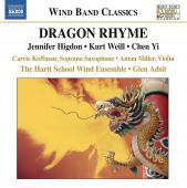 Album artwork for Hart School Wind Ensemble: Dragon Rhyme