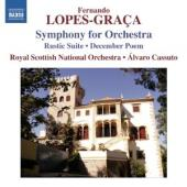 Album artwork for Fernando Lopes-Graca: Symphony for Orchestra