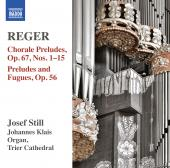 Album artwork for Reger: Organ Works vol.14 / Still