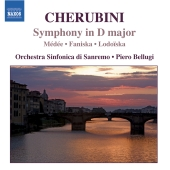 Album artwork for Cherubini: Symphony in D major / Piero Bellugi
